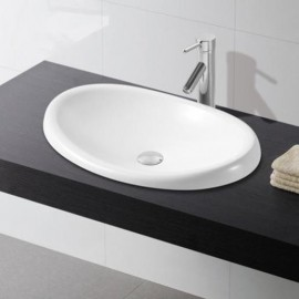 Lavabo Ellipse 605x400x120mm