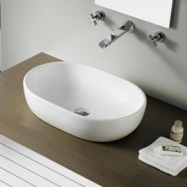 Lavabo Toulouse 590x415x145mm
