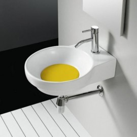 Lavabo Marsella Amarillo 400x500x130mm