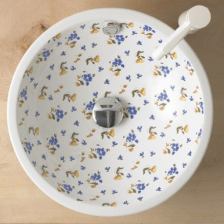 Lavabo Castellon Vintage Village 430x145mm