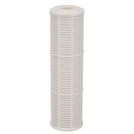 "Filtro Sedimentos Nylon Lavable 60 micras (10""x3,4"")"
