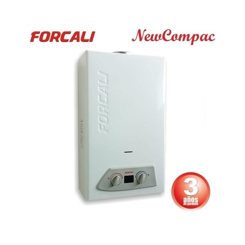 calentador encendido automatico a gas 6 litros forcali
