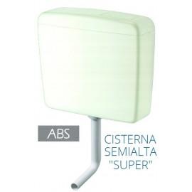 Cisterna Inodoro semialta completa modelo Super de Idrospania