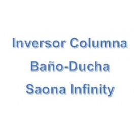 Inversor Columna Baño-Ducha Saona Infinity