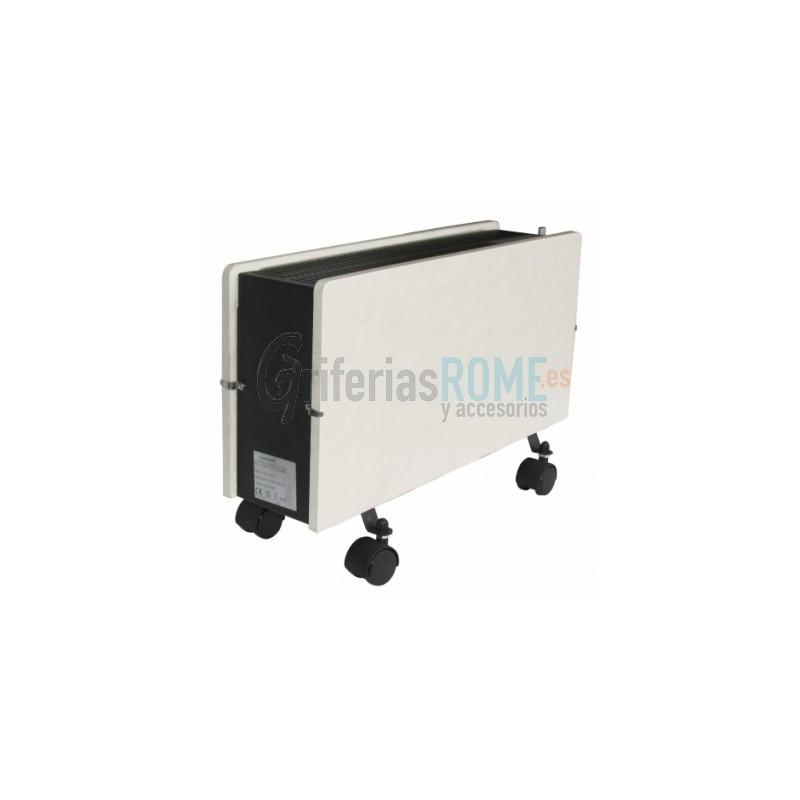 Radiador port til el ctrico de bajo consumo optimus for Consumo aire acondicionado portatil