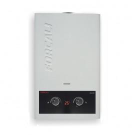 Calentador Atmosferico automatico a gas 10 Litros FORCALI  Butano Propano