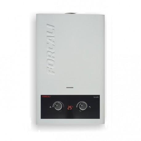 calentador encendido automatico a gas 10 litros forcali