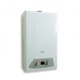 Calentador encendido automatico a gas 6 Litros FORCALI  Butano Propano