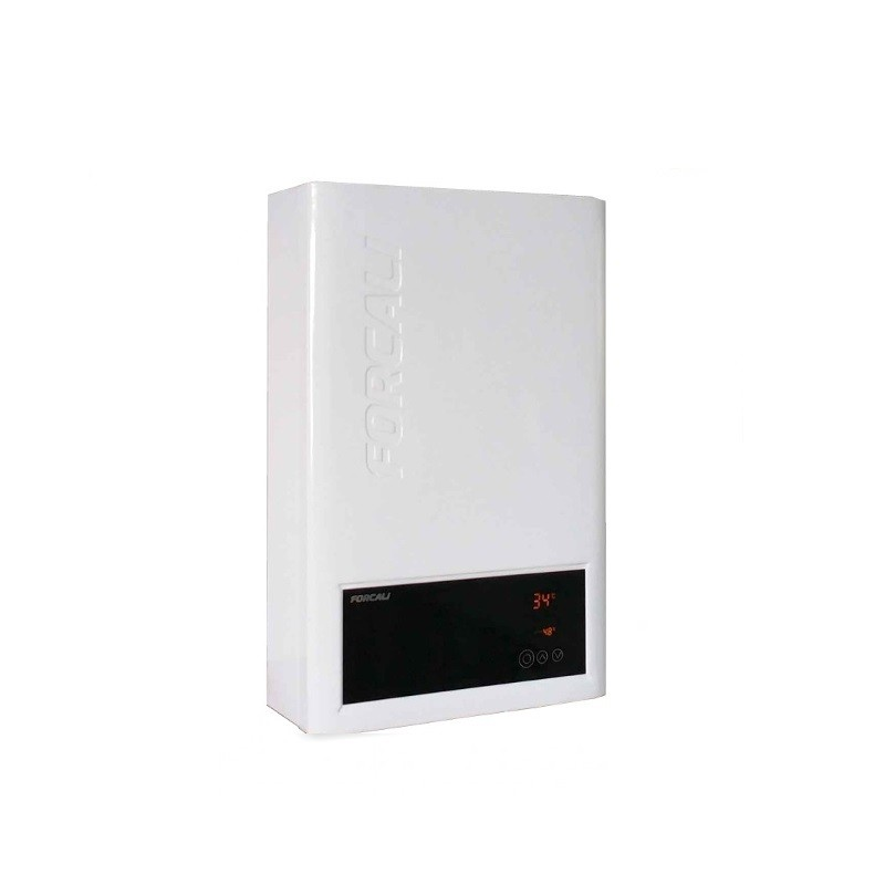 Calentador estanco encendido automatico a gas 12 litros - Precio calentador gas natural ...