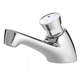 Grifo temporizado Presto 605 PN para lavabo de un agua