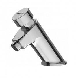 Grifo temporizado Inclinado Presto ECO XT-LI para lavabo de un agua