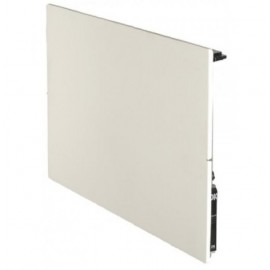 Radiador Electrico Climastar Avant Touch Blanco Silicio Cuadrado