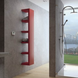 Radiador toallero Quadraqua  Model L Electrico de Irsap