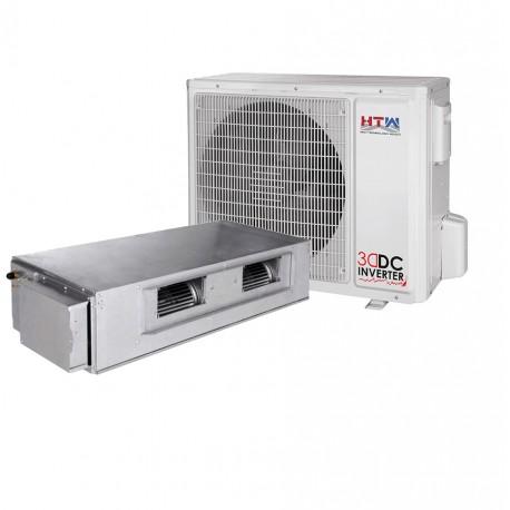 Aire acondicionado por conducto 14 00 kw htw 12040 for Maquina aire acondicionado por conductos