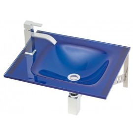 Lavabo en cristal Top 500x300x100mm