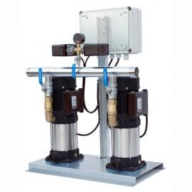 Grupo de presión doble automático 2x4 Cv Trifasico
