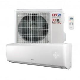Aire acondicionado Split Inverter HTW 2150 frig/h bomba calor IX80