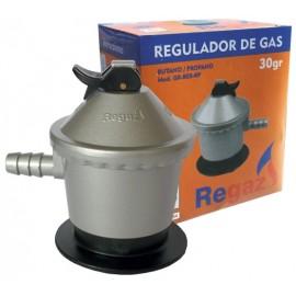 REGULADOR DE GAS DOMESTICO PARA BUTANO / PROPANO 30GR