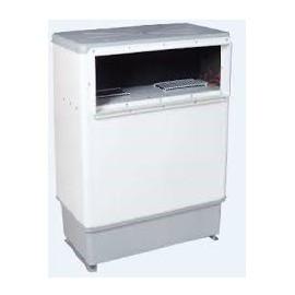 Climatizador evaporativo de pared Tecna COOLVENT FCB08-EQ