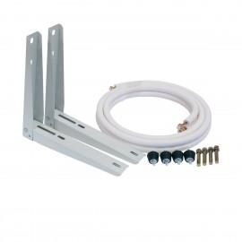 Kit de instalación para equipos de aire acondicionado (3 Mts.)
