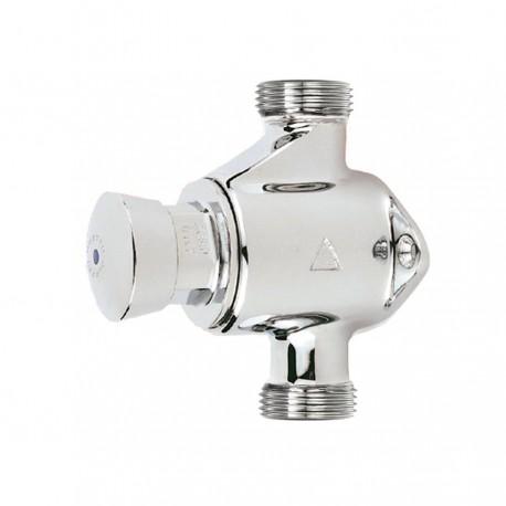 Grifo Temporizado Ducha un agua PRESTO 65 A (Agua Az)