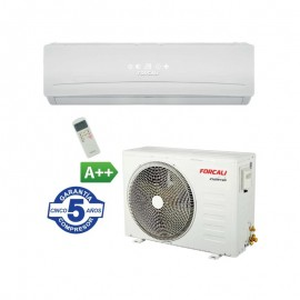 Aire acondicionado Split Inverter Forcali 2250 frig/h - bomba calor