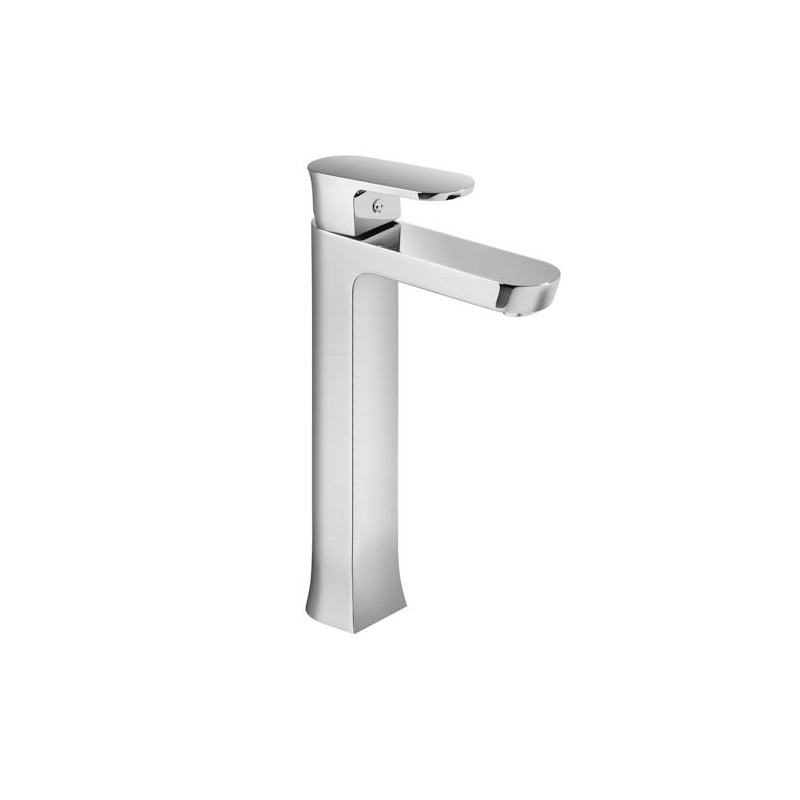 Grifo monomando lavabo alto selene clever grifer for Grifo alto lavabo