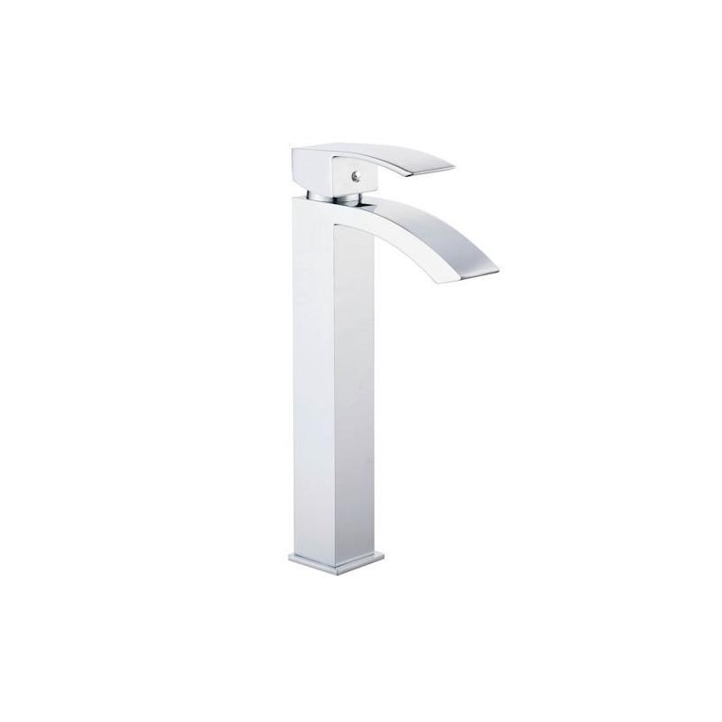Grifo monomando lavabo alto marina clever for Grifo termostatico no calienta