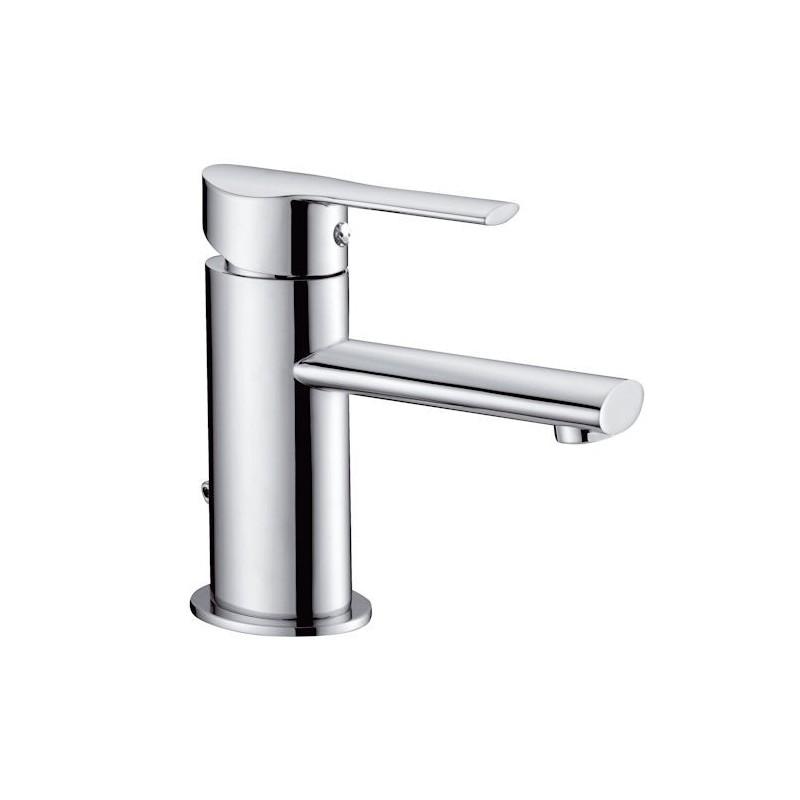 Grifo monomando lavabo mikura clever for Grifo termostatico no calienta