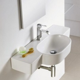 Lavabo Madrid 860x350x115mm